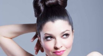 Прическа-бант из волос: как сделать?