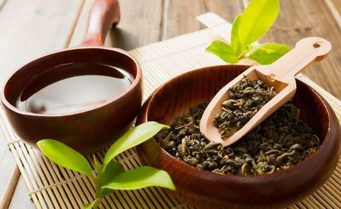 Маски для волос из чая