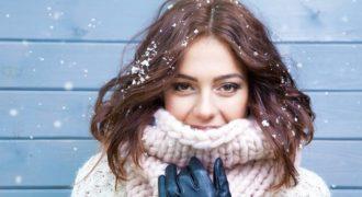 Как укрепить свои волосы зимой