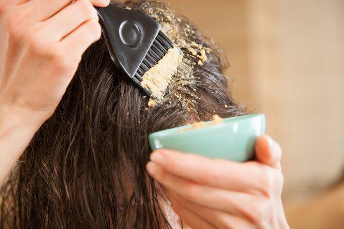 Протеиновая маска для волос в домашних условиях
