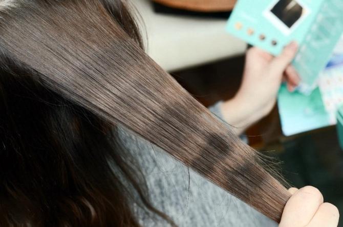 Как затемнить волосы домашними методами