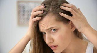 Выпадение волос из-за нехватки железа