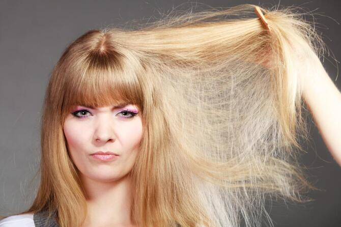 Уход за пористыми волосами дома